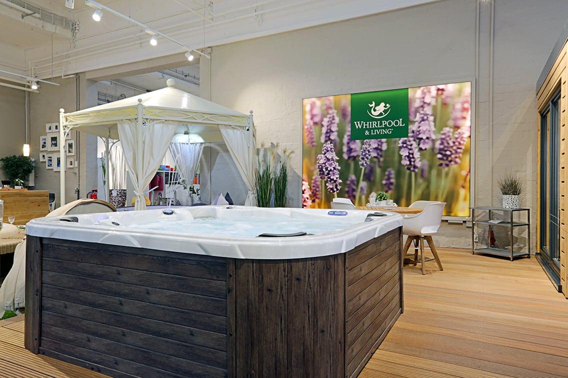 Whirlpool & Living - Wellness für Haus und Garten ...